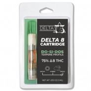 Delta 75 Do-Si-Dos Delta-8 Cartridge