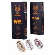 SnowWolf Wolf WF Series Replacement Coils - 5 Pack