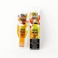 Juice Head Cali Bars Peach Pear Disposable Pod