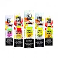 Juice Head Cali Bars Disposable Vape Pod (Pack of ...
