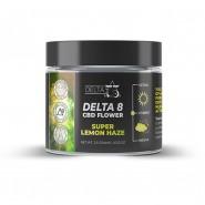 Delta 75 Super Lemon Haze Delta-8 CBD Hemp Flower