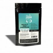 Delta 75 Delta 8 Milk Chocolate