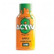 Activ-8 Apple Delta 8 Hemp THC Shot